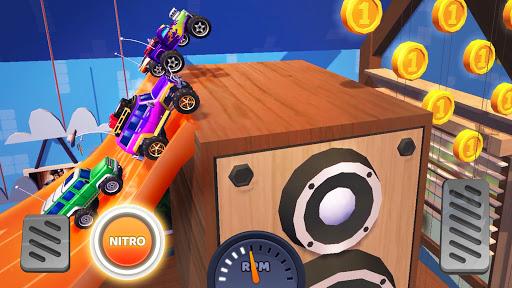Nitro Jump Racing apktreat screenshots 2