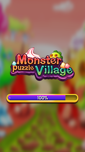 Monster Puzzle Village: 2020 Best Puzzle Adventure apklade screenshots 1