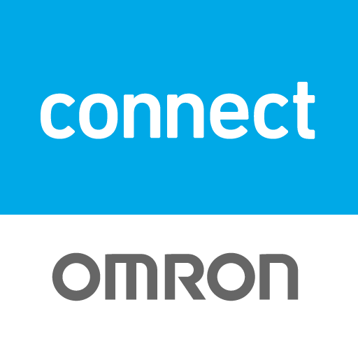 OMRON connect icon