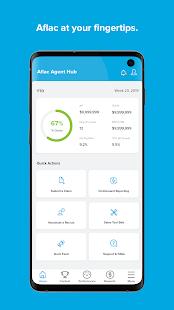 Aflac Agent Hub