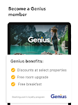screenshot of Booking.com: Hotels and more