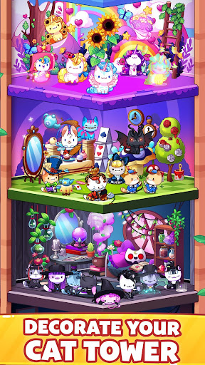 Cat Game - The Cats Collector!  screenshots 5