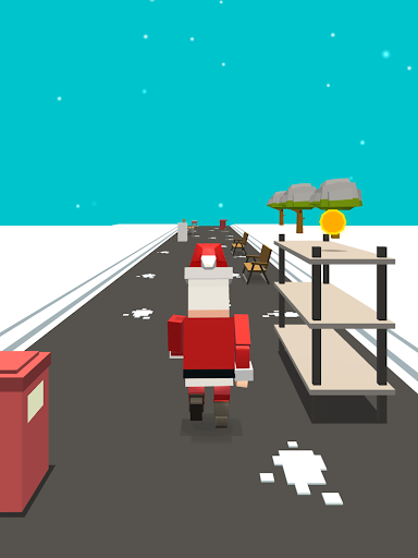 Xmas Floor is Lava !!! Christmas holiday fun ! Apkfinish screenshots 12