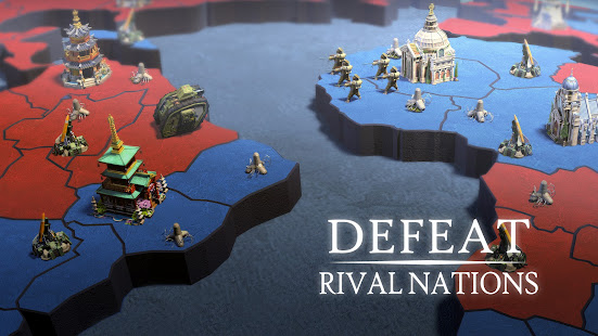 Mod Game DomiNations Asia for Android