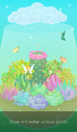 My Little Terrarium - Garden Idle apktram screenshots 14
