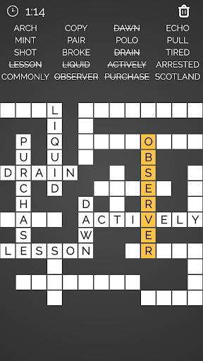 Crossword : Word Fill  screenshots 5