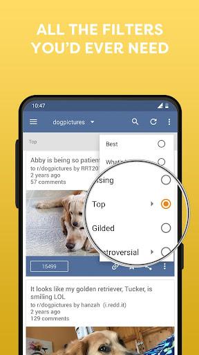 BaconReader for Reddit 5.9.1 Screenshots 6