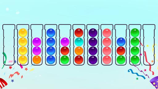 Ball Sort Color Puzzle  screenshots 10