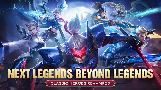 Mobile Legends: Bang Bang screenshots 1