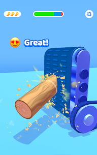 Log Thrower Mod Apk v1.2.6 [Unlimited Tickets/No Ads] 7