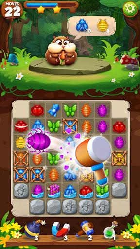 Candy Bugs Paradise apkmartins screenshots 1