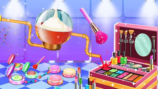 Best Makeup Kit Factory👸 Magic Fairy Beauty Game 1.0.04 screenshots 4