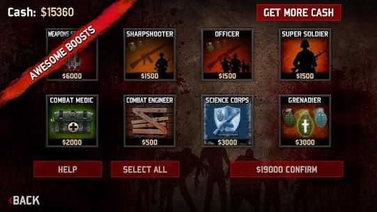 SAS: Zombie Assault 3 MOD APK 3.11 4