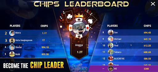 Sohoo Poker : Free Texas Holdem Online Poker Games 8.7.90 screenshots 2