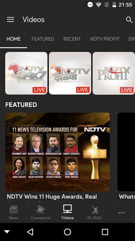 NDTV News - India  poster 5