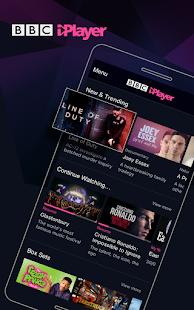 BBC iPlayer screenshots 1