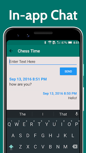 Chess Time - Multiplayer Chess 3.4.2.96 Screenshots 7