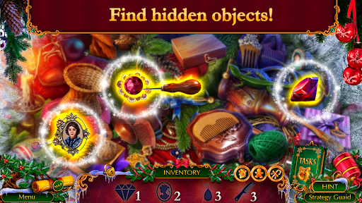 Hidden Objects - Christmas Spirit 2 (Free To Play) screenshots 2