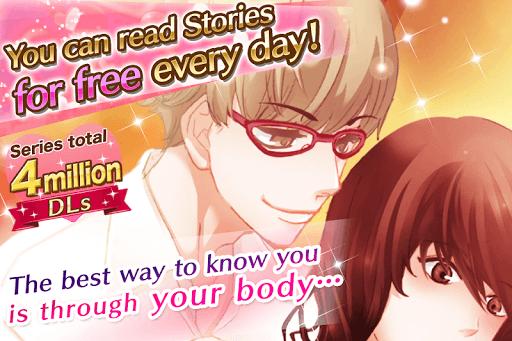 a slick romance: otome games free dating sim screenshot 1