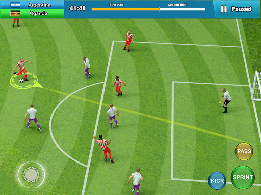 Soccer Revolution 2021 Pro 4.6 Screenshots 17