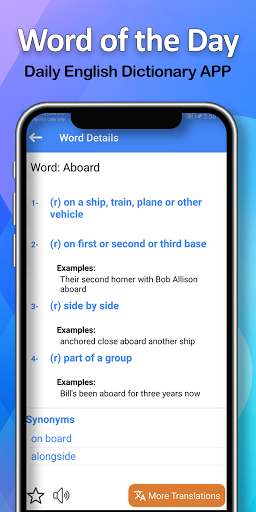 Advanced English Dictionary Meanings & Definitions apktram screenshots 6