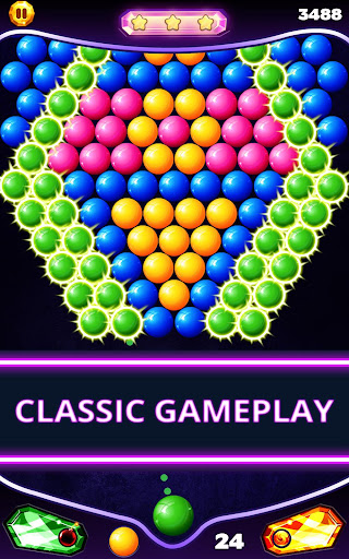 Bubble Shooter Classic 4.4 screenshots 12