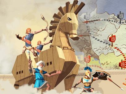 Trojan War: Rise of the legendary Sparta 9