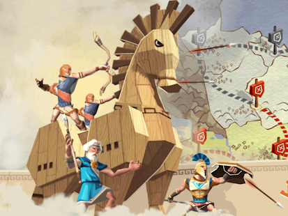 Trojan War: Rise of the legendary Sparta Screenshot