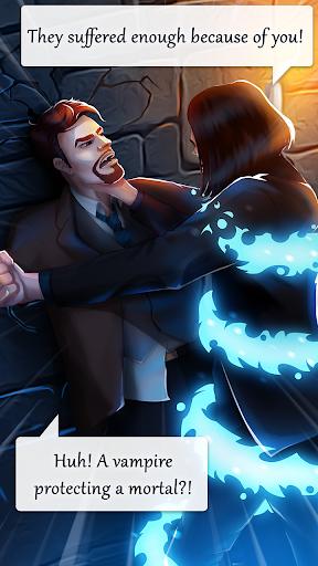Love Story Games: Vampire Romance 20.0 screenshots 8