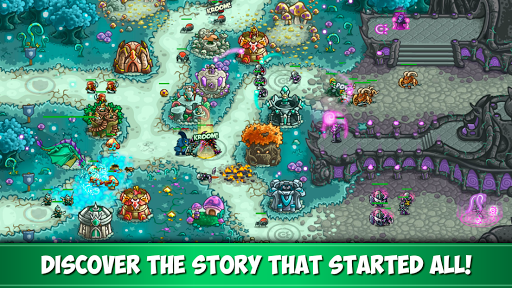 Kingdom Rush Origins - Tower Defense Game apktram screenshots 6
