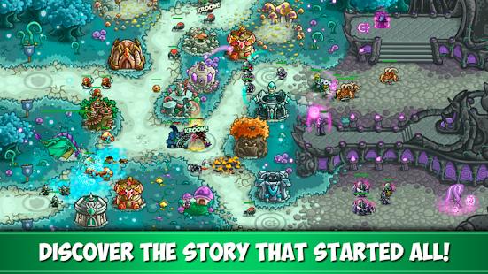 Kingdom Rush Origins - Tower Defense Game Mod Apk