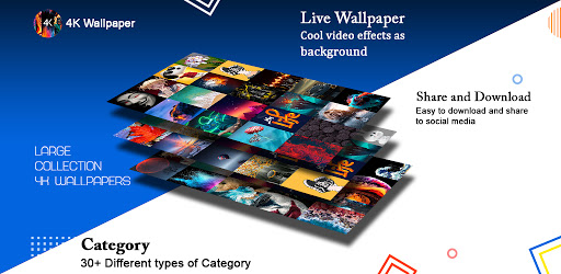 4K Wallpapers - HD, Live Backgrounds, Auto Changer .APK Preview 0