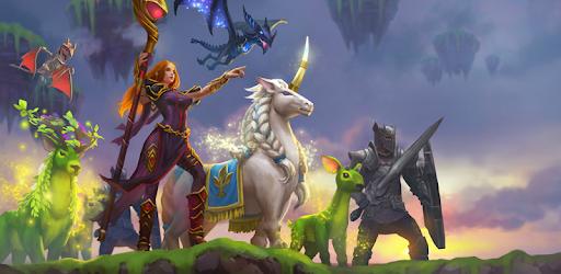 Guild of Heroes: Magic RPG   Wizard game APK 0