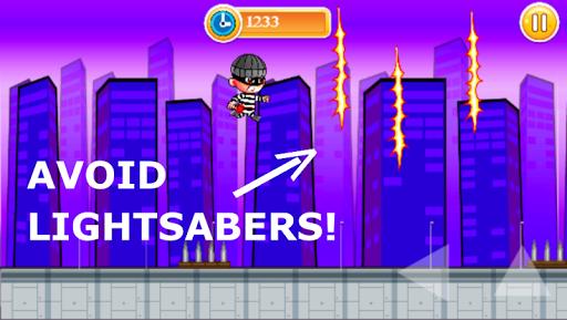 Télécharger Gratuit Jeu de Robber Run-Police Chase apk mod screenshots 3