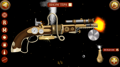 Steampunk Weapons Simulator - Steampunk Guns  screenshots 14