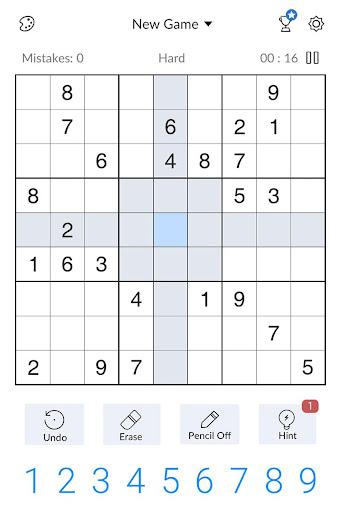 Sudoku - Free Classic Sudoku Puzzles 3.9.0 screenshots 17
