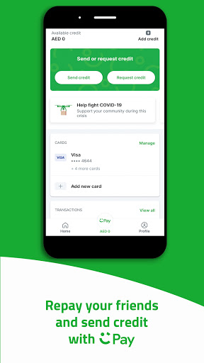Careem - Rides, Food, Shops, Delivery & Payments android2mod screenshots 6