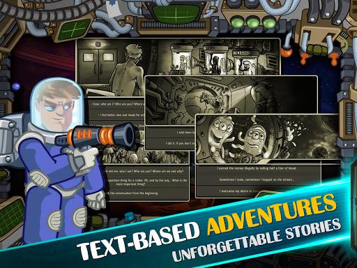 Space Raiders RPG  screenshots 18