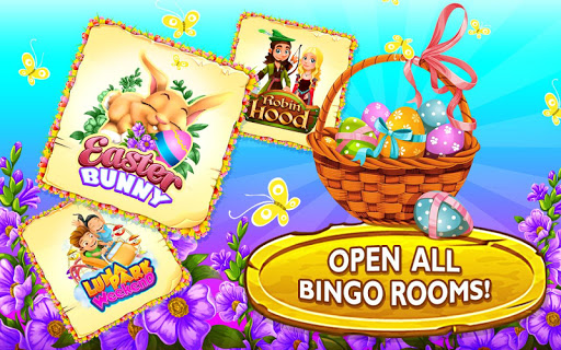 Easter Bunny Bingo 7.35.1 screenshots 11