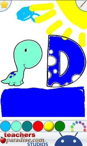 Dinosaurs Coloring Book screenshots 2