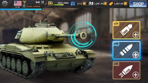 Furious Tank: War of Worlds 1.11.0 screenshots 24