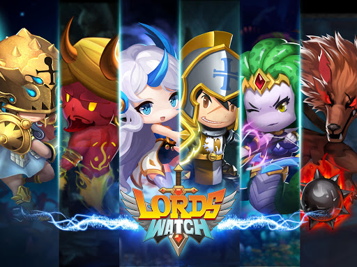 Lords Watch: Tower Defense RPG 1.2.7 screenshots 7