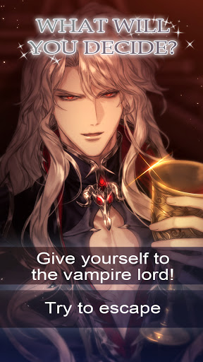 Blood Moon Calling: Vampire Otome Romance Game 2.0.19 screenshots 10
