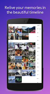 Capture App - Photo Storage Screenshot