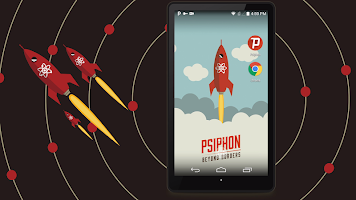 screenshot of Psiphon Pro - The Internet Freedom VPN