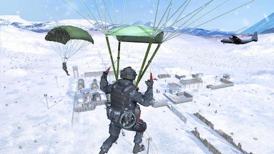 Action Shooting Games : Commando Games Mod Apk 6.0 (A Lot of Money) 4