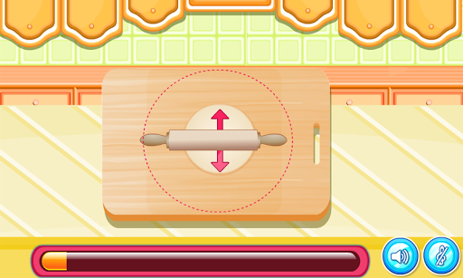 Yummy Pizza, Cooking Game  screenshots 4