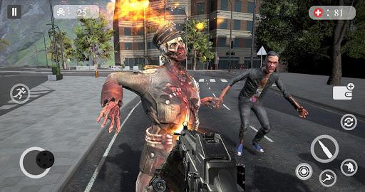 Zombie Hunt Game 2019  Screenshot 2