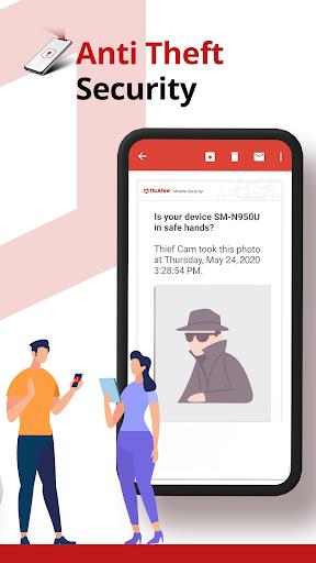 Mobile Security: VPN Proxy & Anti Theft Safe WiFi 5.7.0.534 Screenshots 6