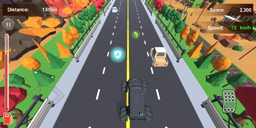 Car Endless Racing Game for Kids screenshots 24
